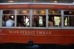 The Famous Memphis Trolley system featuring Trolley from Porto, Portugal, Melbourne, Australia, and Rio De Janeiro, Brazil